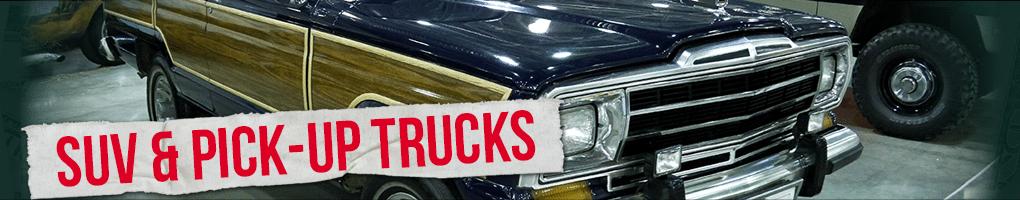 Sell Pickup Trucks for Cash